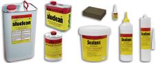 Limpieza, Sellado y Adhesivo