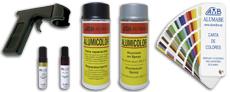 Sticks y Sprays para Aluminio